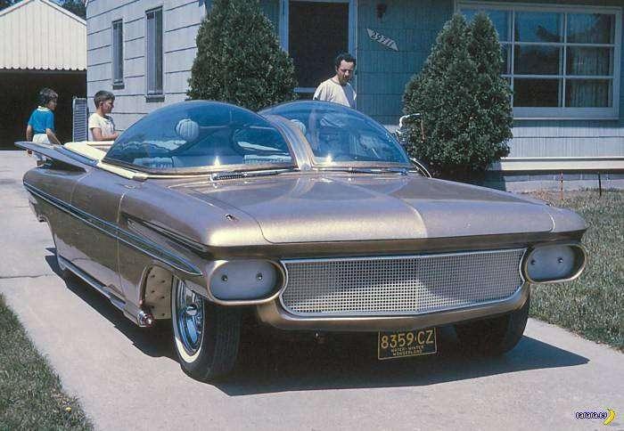 Роскошь в виде Chevrolet Ultimus