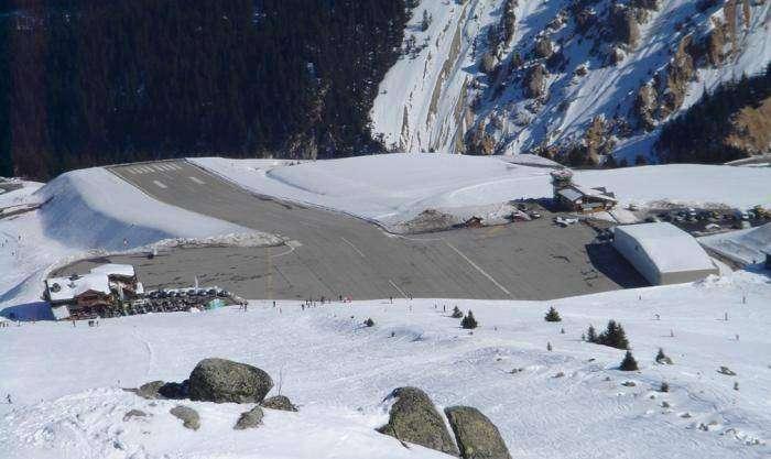 10 самых опасных аэропортов мира (10 фото)