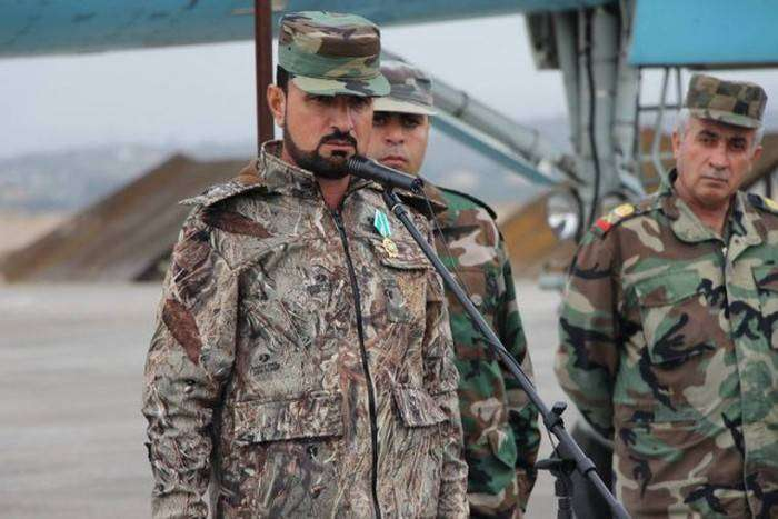 Командир спецназа Хасан Сухел награжден орденом «Дружбы» (5 фото)