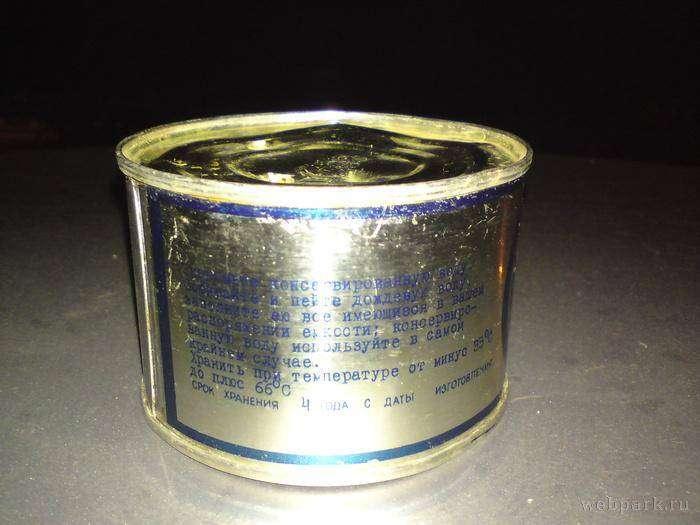 Вода консервированная (4 фото)