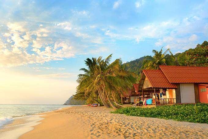Лето круглый год: как уехать на зиму в Таиланд и сколько это стоит (12 фото)