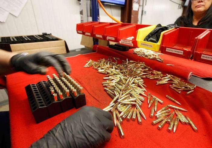 Оружие в США (20 фото)
