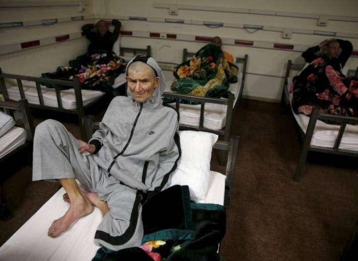 Центр реабилитации наркоманов в Кабуле (19 фото)