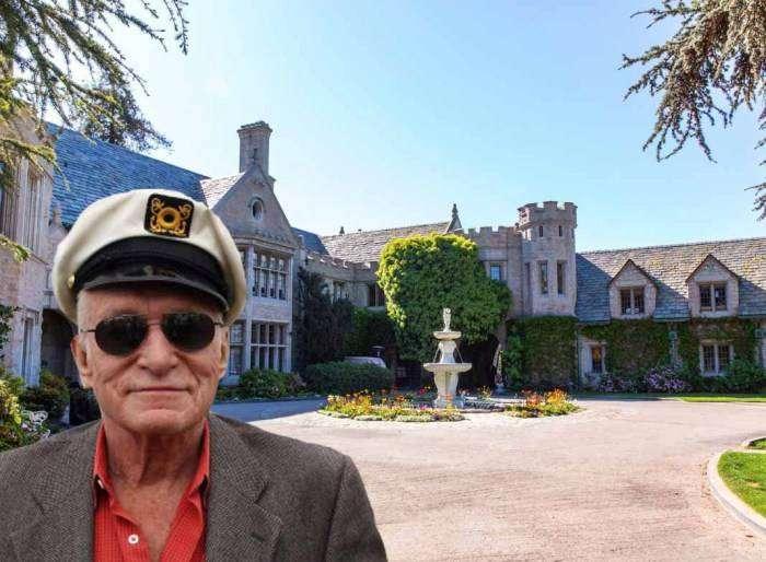 Знаменитый особняк Playboy выставлен на продажу вместе с его хозяином (15 фото)
