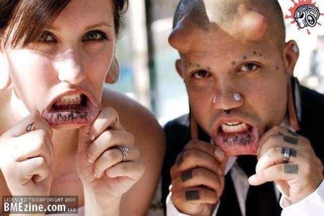 Просто свадьба (8 фото)
