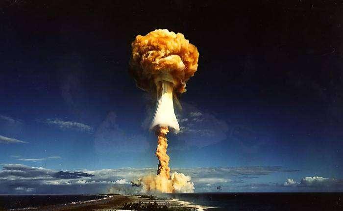 Как работает водородная бомба (6 фото)