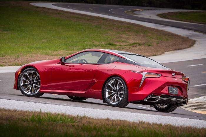Новый серийный суперкар от компании Lexus (24 фото)