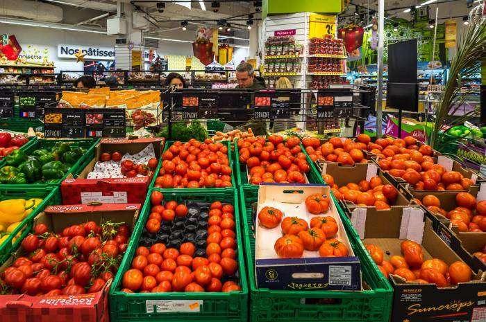 Что едят в Монако и сколько это стоит (17 фото)