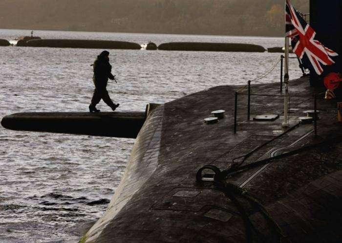 Подводные лодки (27 фото)