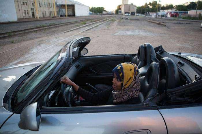 Как живется беженцам из мусульманских стран в США (17 фото)