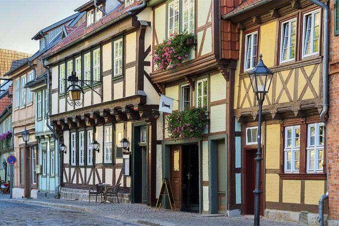 10 лучших мест Германии (10 фото)