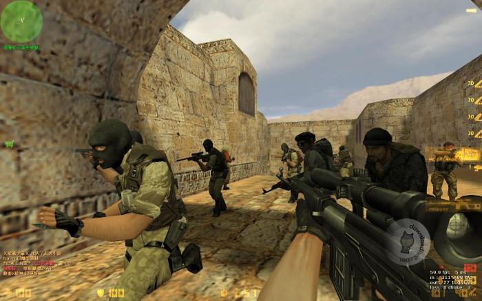 Интересные факты про Counter-Strike (5 фото)