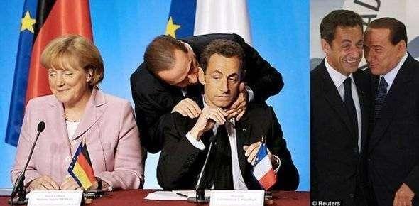 Смешные политики (49 фото)