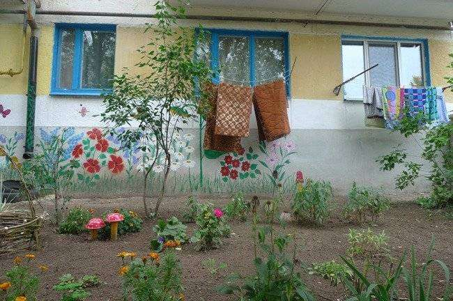 Поселок в Самаре (18 фото)