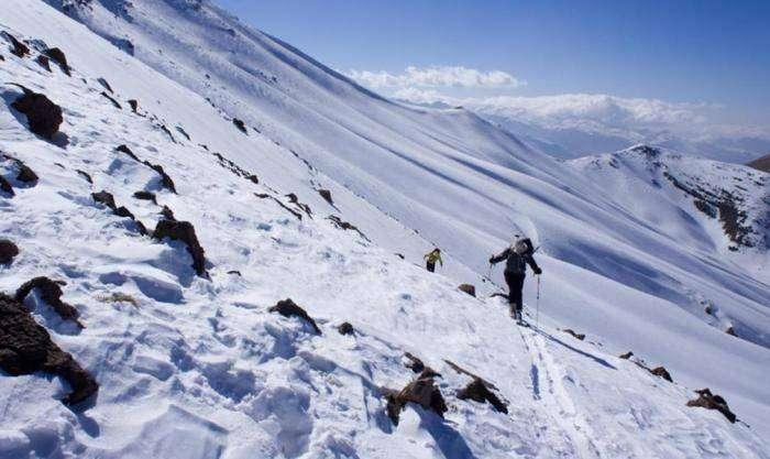 Как катаются на горных лыжах в Африке (10 фото)