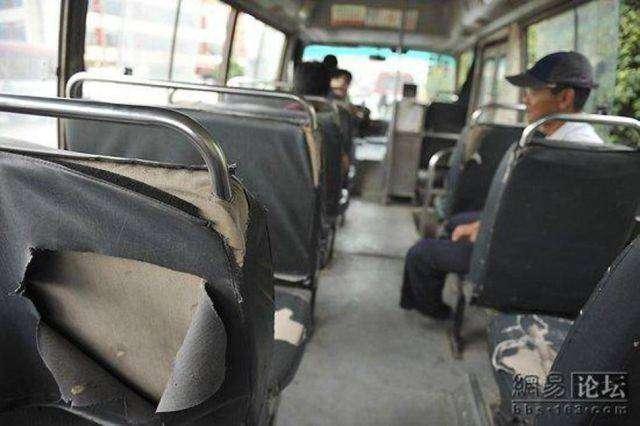 Китайский городской транспорт (4 фото)