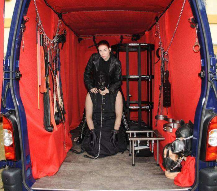 Фургончик для взрослых (13 фото)