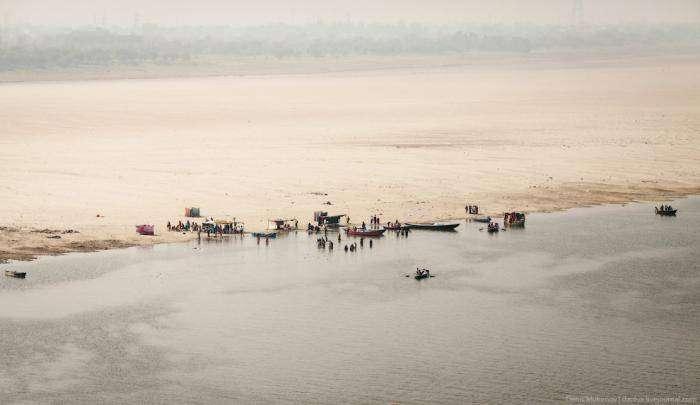 Варанаси — город между двух рек (45 фото)
