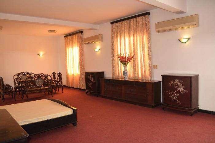 Резиденция президента Южного Вьетнама в Хошимине (43 фото)