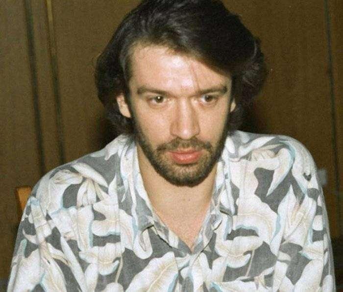 Известные российские актеры в 90-е годы (10 фото)