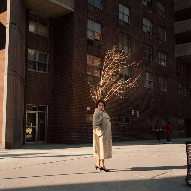 Нью-Йорк 80-х годов на фото Джанет Делани (27 фото)