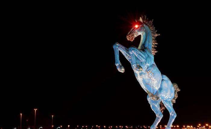Самые страшные статуи мира (7 фото)
