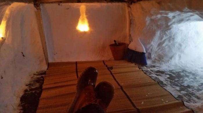 Уютное местечко для романтического свидания (10 фото)