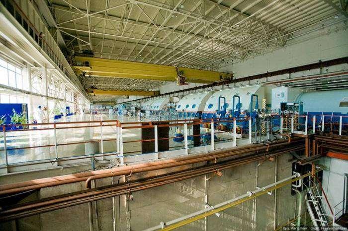 Смоленская Атомная Электростанция (41 фото)