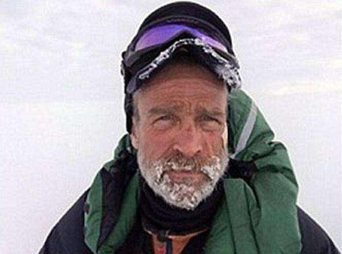 Британский исследователь Генри Уорсли умер (6 фото)