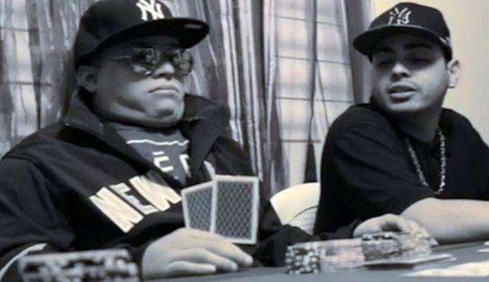 Пуэрториканский рэпер Kinki снял клип с покойником (4 фото)