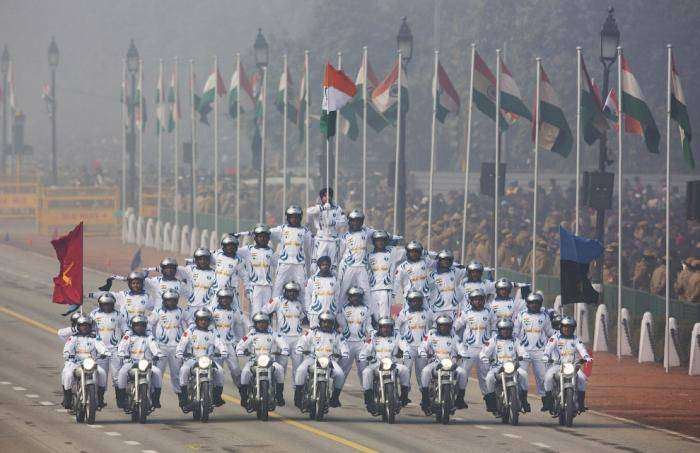 День Республики в Индии (18 фото)