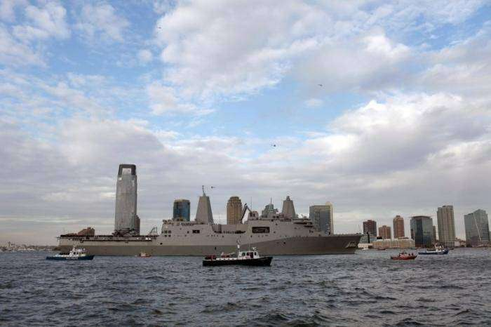 Американский корабль-невидимка (19 фото)