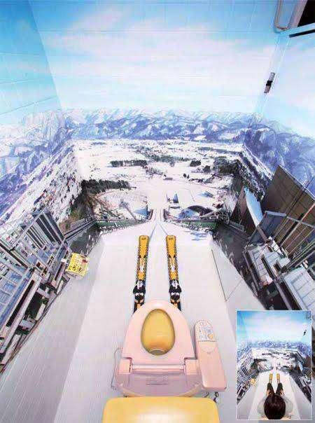 Самые необычные... туалеты (23 фото)
