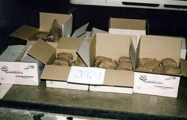 Как перевозят наркотики (24 фото)