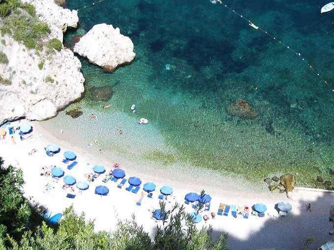 Амальфитанское побережье в Италии (11 фото)