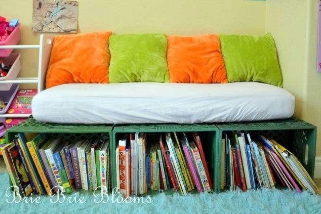 10 шикарных идей для маленькой детской (26 фото)