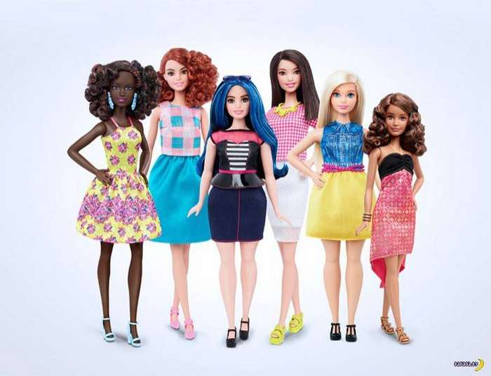 Не идеальные Барби