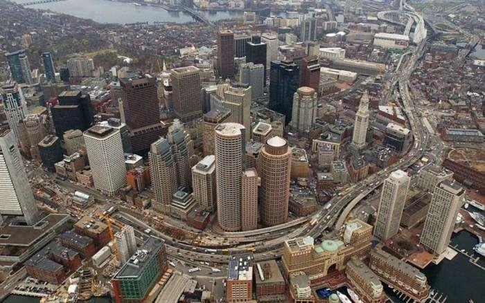 Большой Бостонский тоннель – 23,1 миллиарда долларов