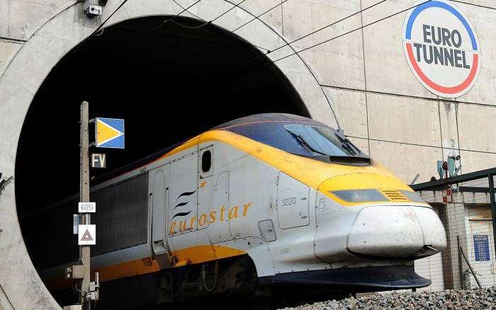 Тоннель под Ла-Маншем – 22,4 миллиарда долларов