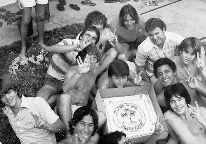 Как выглядели в молодости люди, которые вершат мировую политику