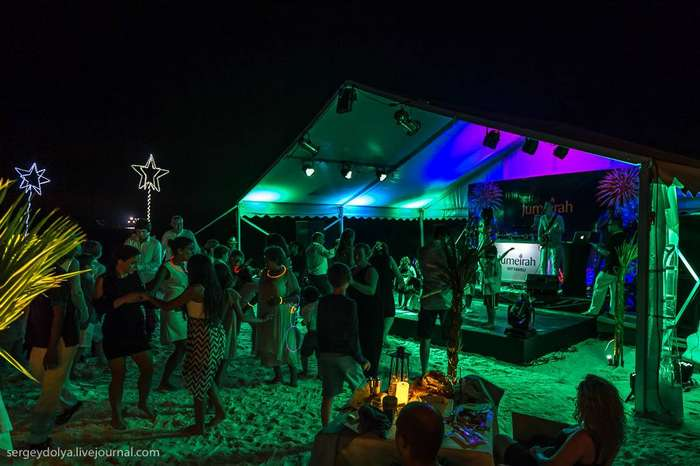 Новый год на Мальдивах