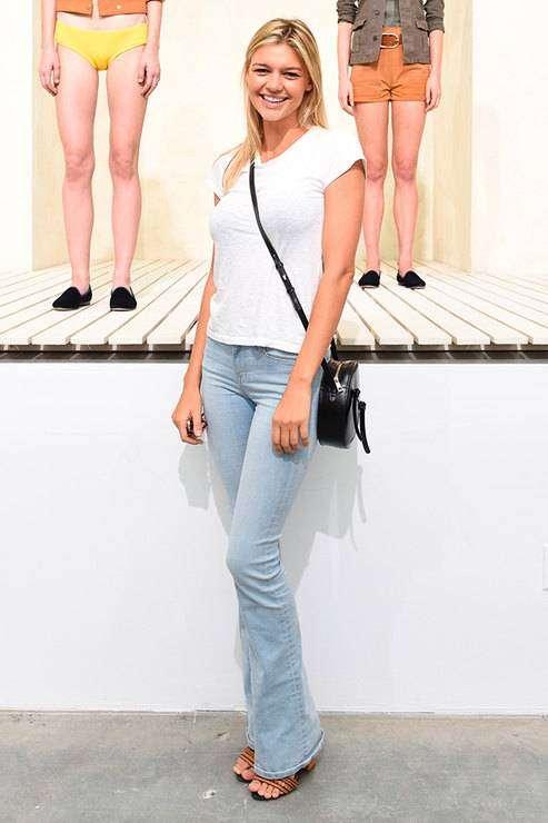 Избранницей актера стала модель Келли Рорбах