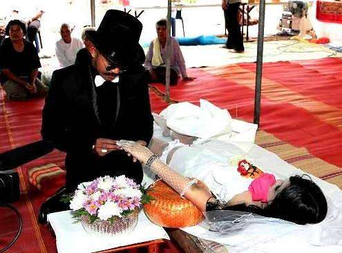 Свадьбы мертвых