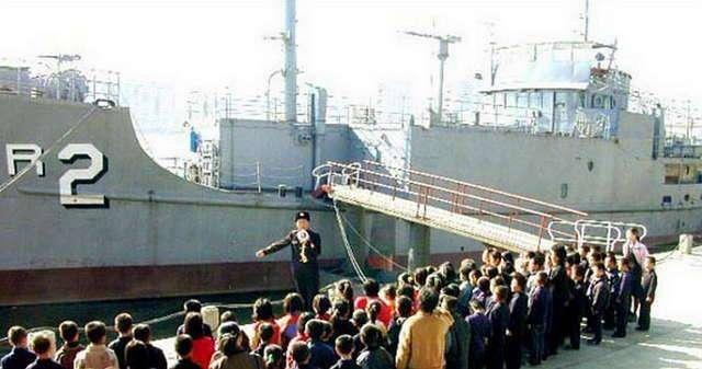 Как КНДР военно-морской флот США унижали
