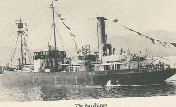 Призрак Арктики – корабль-призрак «Бэйчимо»