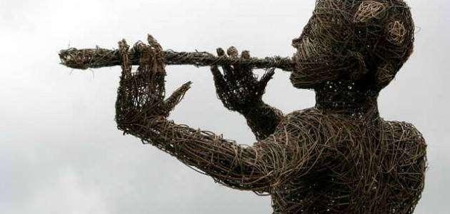 Древнее орудие казни. «Плетеный человек»