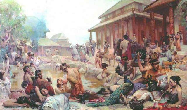 Как жили древние люди. 15 настоящих фактов о жизни в 1-м веке