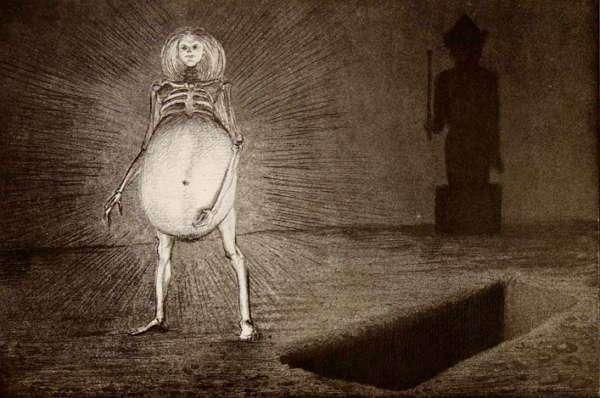 Самые ужасающие произведения искусства