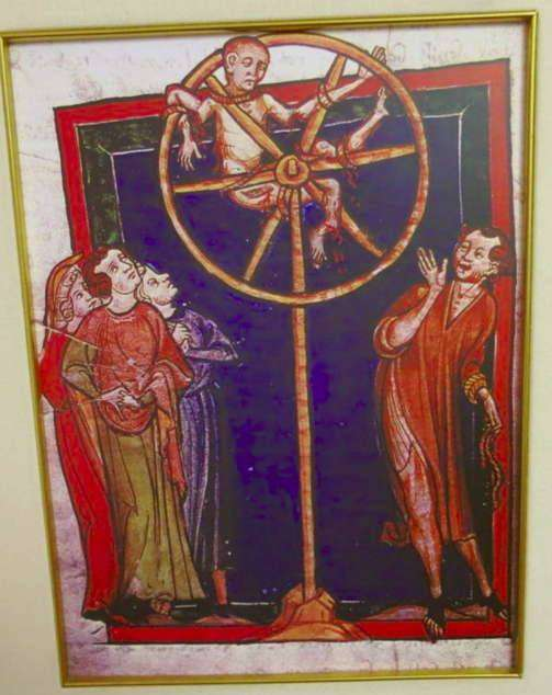 Самые ужасные пытки средневековой Европы