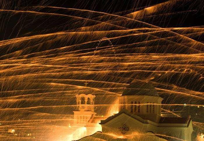 Пасхальный праздник – Хиос, Греция
